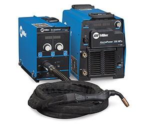 AlumaFeed Synergic Aluminum Welding System