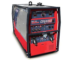 DX450 Diesel Engine Welder