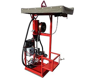 Light Weight Automatic Girth Welder