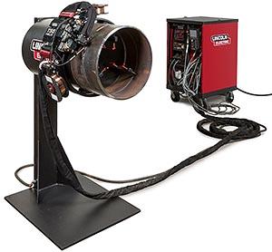 Lincoln Orbital TIG Welding System