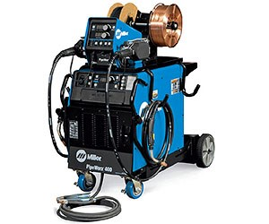 PipeWorx 400 Welding System